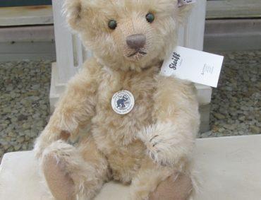 steiff bears limited ed