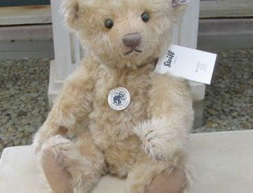 steiff bears limited edition